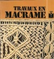 Cover of Travaux en macramé