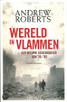 Cover of Wereld in vlammen