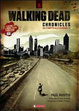 Cover of Dal fumetto allo schermo TV. The walking dead chronicles