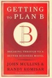 Cover of Getting to Plan B