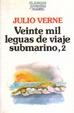 Cover of Veinte mil leguas de viaje submarino, 2