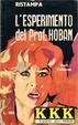 Cover of L'esperimento del Prof. Hoban