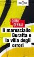 Cover of Il maresciallo Buratta e la villa degli orrori