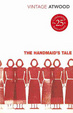 Cover of The Handmaid's Tale. Margaret Atwood