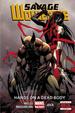 Cover of Savage Wolverine, Vol. 2