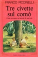 Cover of Tre civette sul comò