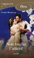 Cover of Non voglio l'amore