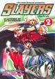 Cover of Slayers. Leyenda demoniaca 2