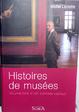 Cover of Histoires de musées