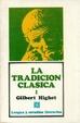 Cover of La tradición clásica