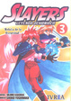 Cover of Slayers. Leyenda demoniaca 3