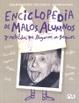 Cover of Enciclopedia de malos alumnos y rebeldes que llegaron a genios