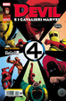 Cover of Devil & I Cavalieri Marvel n. 12
