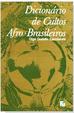 Cover of dicionario de cultos afro brasileiros