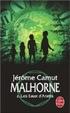 Cover of Malhorne T02 Les Eaux D Aratta