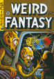 Cover of Weird Fantasy vol. 4