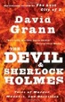 Cover of The Devil and Sherlock Holmes