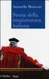 Cover of Storia della magistratura italiana