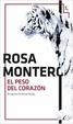 Cover of El peso del corazón