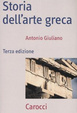 Cover of Storia dell'arte greca