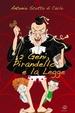 Cover of 2 geni, Pirandello e la Legge