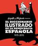 Cover of El diccionario ilustrado de la democracia española
