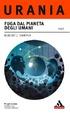 Cover of Fuga dal pianeta degli umani