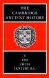 Cover of The Cambridge Ancient History, Volume 5