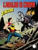 Cover of Zagor n. 622 (Zenith n. 673)