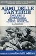 Cover of Armi delle fanterie inglese e americana nella seconda guerra mondiale