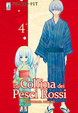 Cover of La collina dei pesci rossi vol. 4