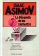 Cover of La búsqueda de los elementos