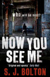 Cover of Now You See Me