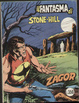 Cover of Zagor n. 130 (Zenith n. 181)