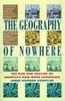Cover of Geography of Nowhere