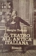 Cover of Il Teatro all'antica italiana
