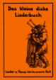 Cover of Das kleine dicke Liederbuch