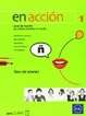 Cover of En acción 1: Libro del alumno