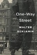 Cover of One-Way Street