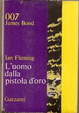 Cover of L'uomo dalla pistola d'oro