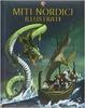 Cover of Miti nordici illustrati