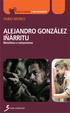 Cover of Alejandro González Iñárritu