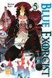 Cover of Blue Exorcist vol. 5