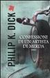 Cover of Confessioni di un artista di merda