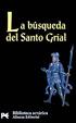Cover of La búsqueda del Santo Grial