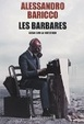 Cover of Les barbares