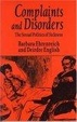 Cover of Complaints and Disorders