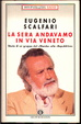 Cover of La sera andavamo in via Veneto