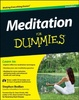 Cover of Meditation For Dummies