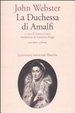 Cover of La duchessa di Amalfi. Testo inglese a fronte
